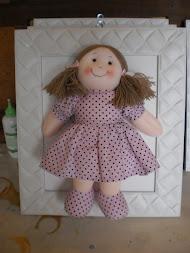 Qd boneca de pano 28x32