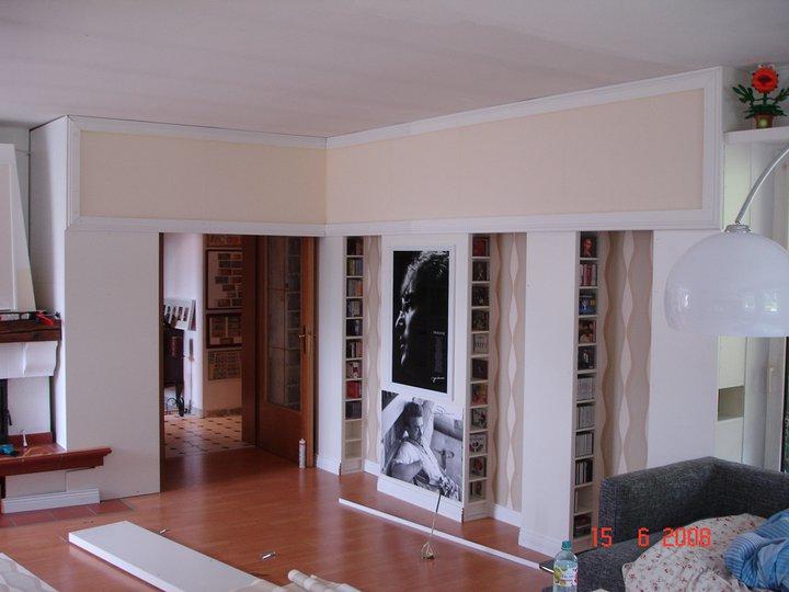 BOISERIE & C.: Biblio Apartment Reading Room Library Ideas