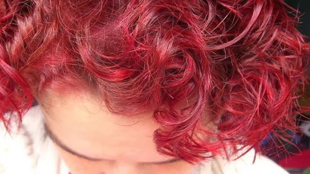 Tintura: Majicontrast Vermelho/Rojo