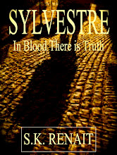 SYLVESTRE - IN BLOOD THERE IS TRUTH, by SK RENAIT.  Click to go straight to Amazon.