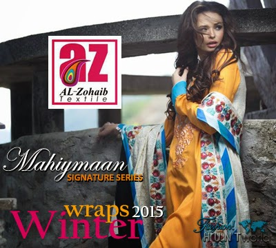 "Mahiymaan Signature Series ""WinterWraps"" 2015"