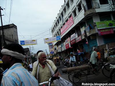 Benares-Varanasi, India