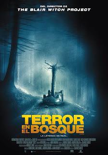 Terror en el Bosque (Exists)