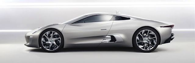 Jaguar Project 7 and C-X75 Concepts Wow Goodwood