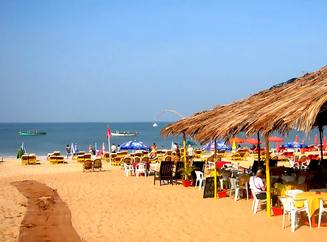 Beach,Goa