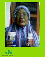 Testimoni Gastric Health Tablet