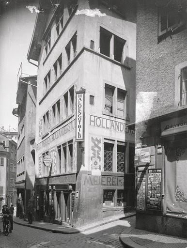 Le Cabaret Voltaire - nas origens do dada , ou dadaismo