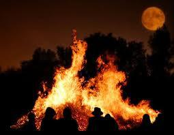 fuoco, famiglia e Spirito Santo