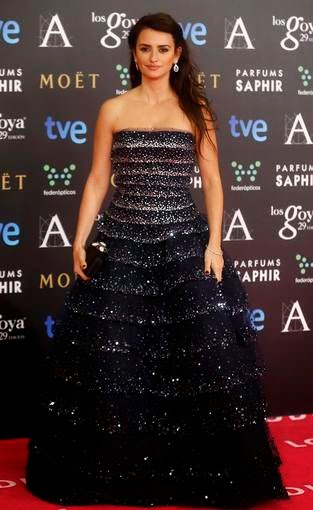 Premios Goya 2015 Alfombra Roja