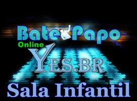 bate papo sala infantil