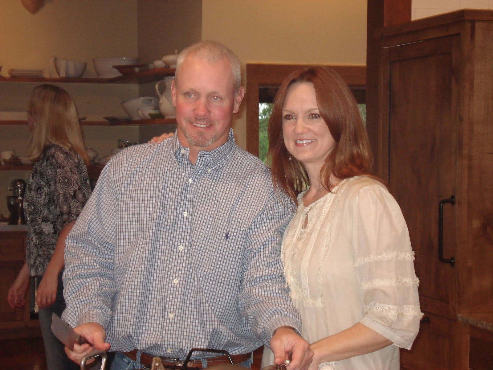 how to meet ree drummond