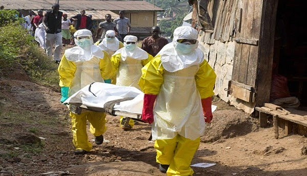Tentara Wanita ini Rela Tinggalkan Anaknya Saat Natal demi Membantu Korban Ebola