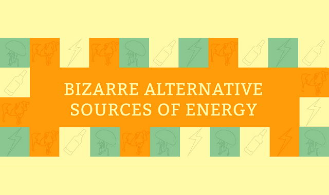 Bizarre Alternative Sources of Energy