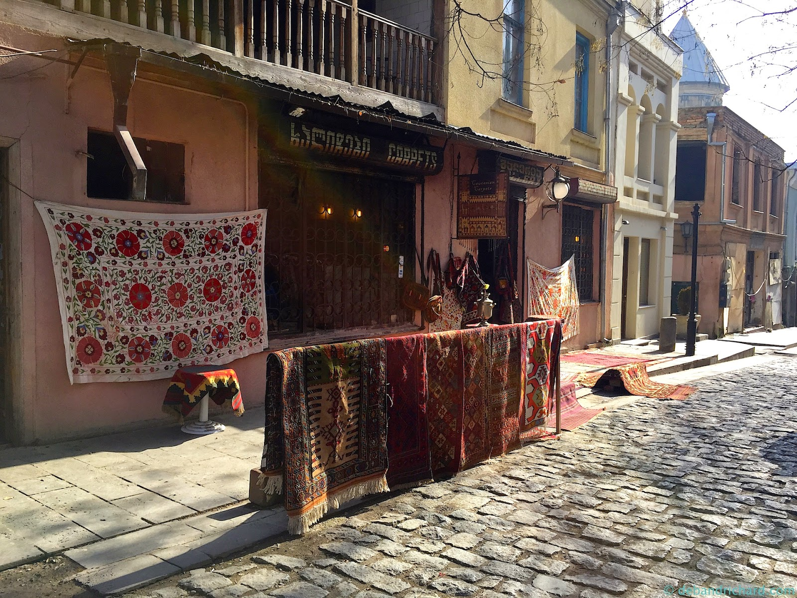 market shopping rug and stores in istanbul bazaar spice