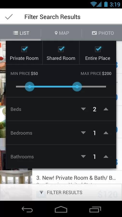 Airbnb v2.2