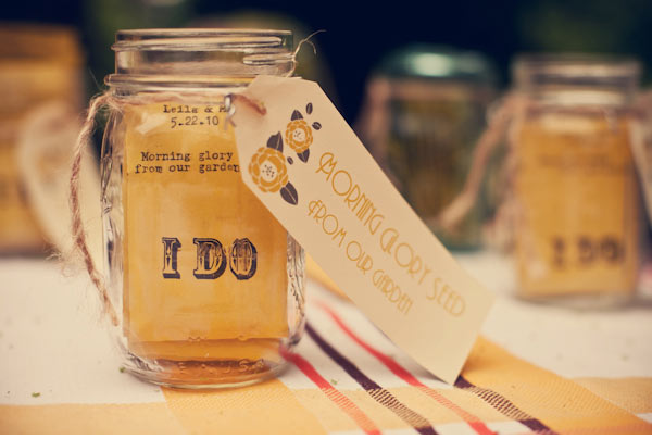 Perfect Wedding Favors