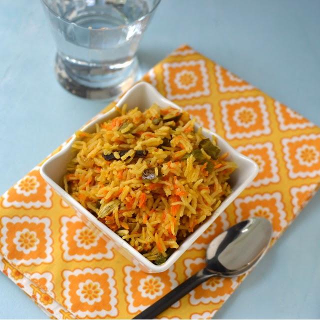 Yemeni Carrot Rice