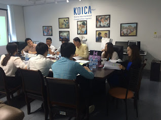 KOICA_GROUP DISCUSSION