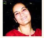 Director of the film, 'The Coffin Maker' Veena Bakshi