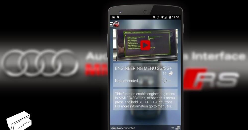 Easy Way To Retrofit For Audi Enthusiasts Mmi 3g Startup Logo