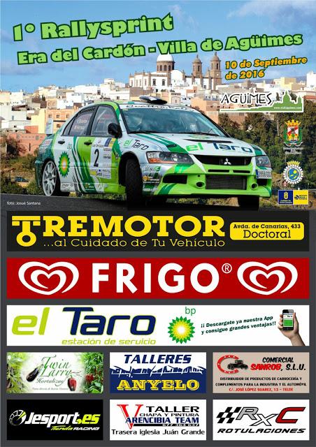 I Rallysprint Era del Cardón - Villa de Agüimes