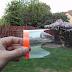 ไอเดียงานประดิษฐ์(DIY) : เครื่องร่อนจากขวด pet