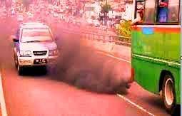Bentuk Pencemaran Udara dan Faktor Penyebabnya