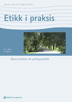 Etikk i praksis 2-2015, omslagsbilde