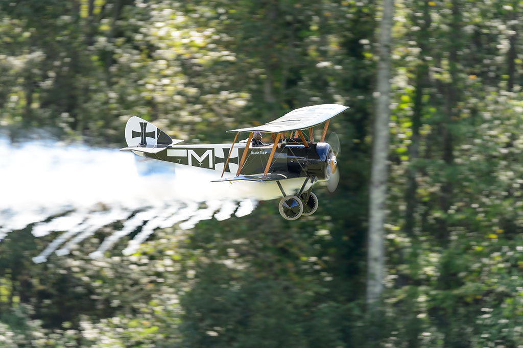 Mid-Atlantic WWI Dawn Patrol Radio Control Plane Air Show