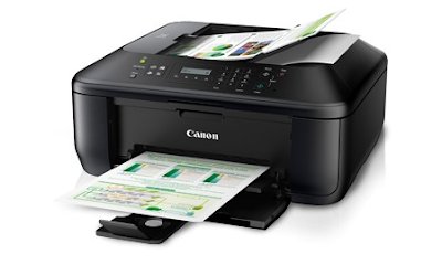 Printer Canon PIXMA MX397 Free Download Driver