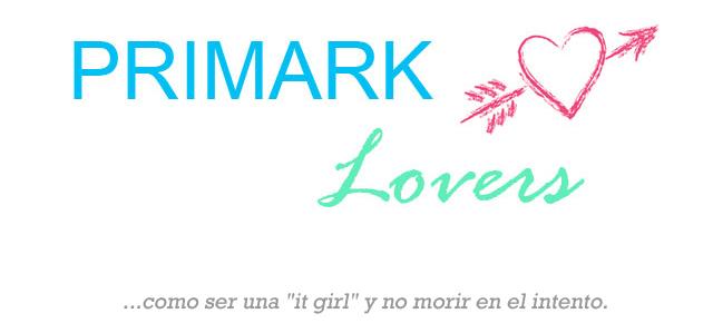 Primark lovers