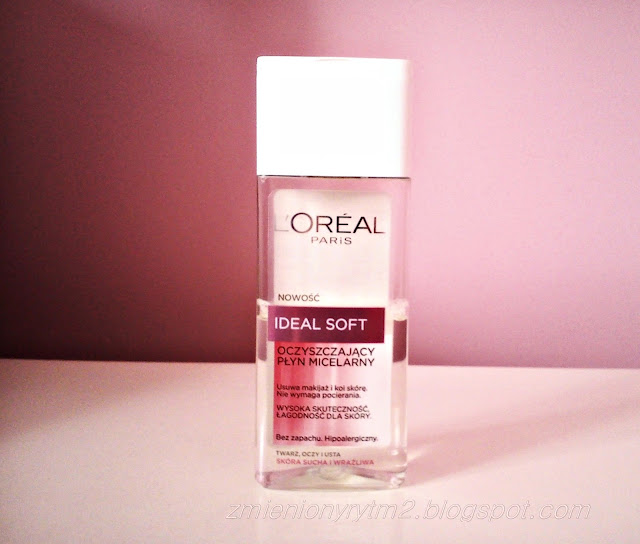 L'Oreal Paris - oczyszczający płyn micelarny