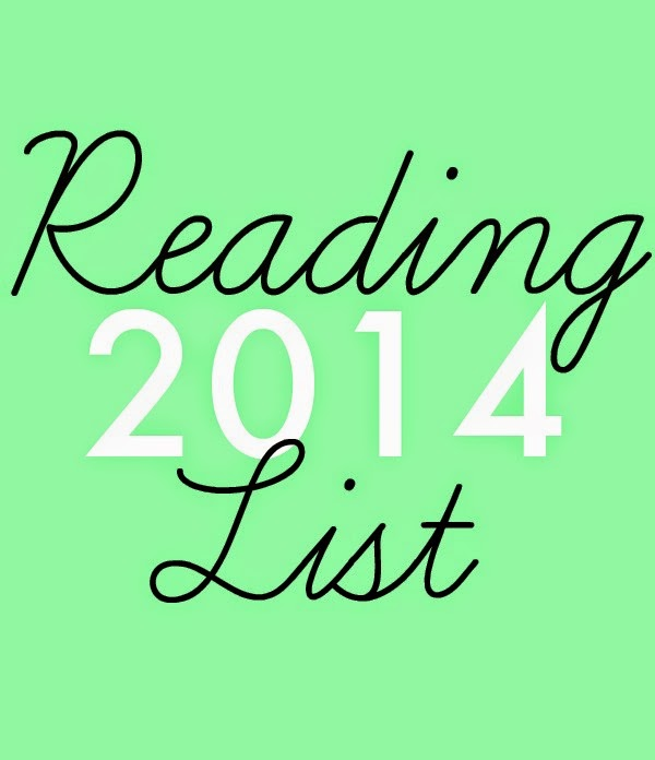 My 2014 Reading List
