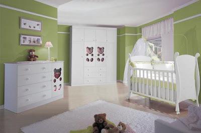 Decoração quarto de bebes