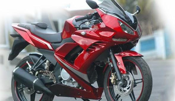 Modif Yamaha Vixion Lightning