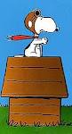 Snoopy Battling for the Cure!!