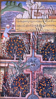 The Garden of Fideity Near Kabul (Bagh-I-Wafa)