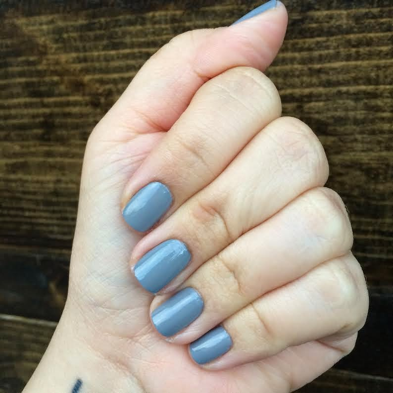 Cement the Deal - 50 Shades of Grey for OPI // glitterandglossblog.com