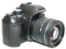 OLYMPUS E-450 (Double Lens)