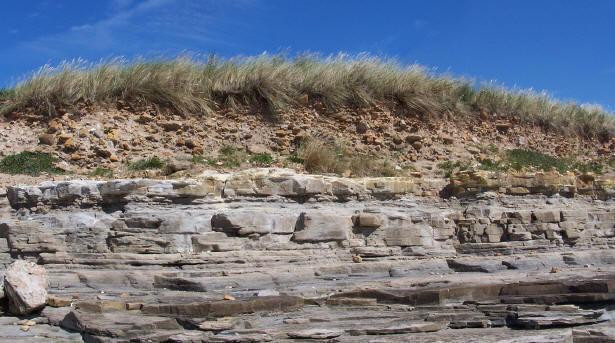 Landforms in the world coastal and oceanic landform 08 for Terrace landform