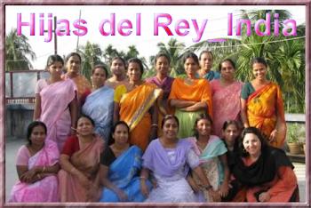 Hijas del Rey_India
