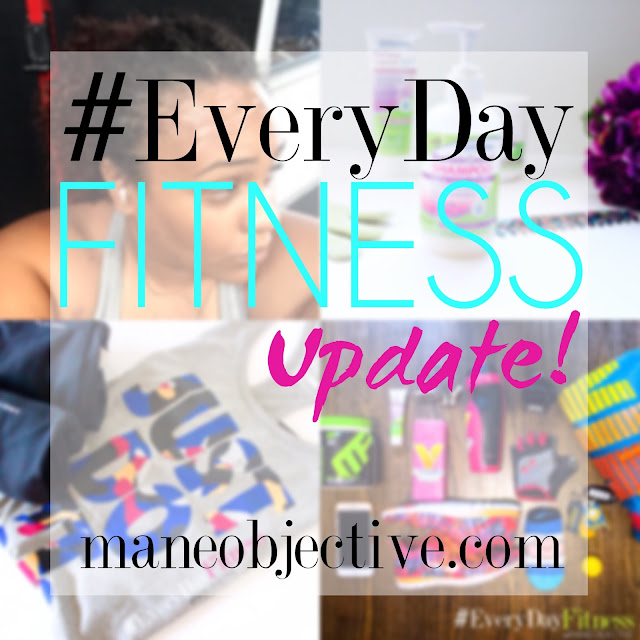 #EveryDayFitness Week 1 Update