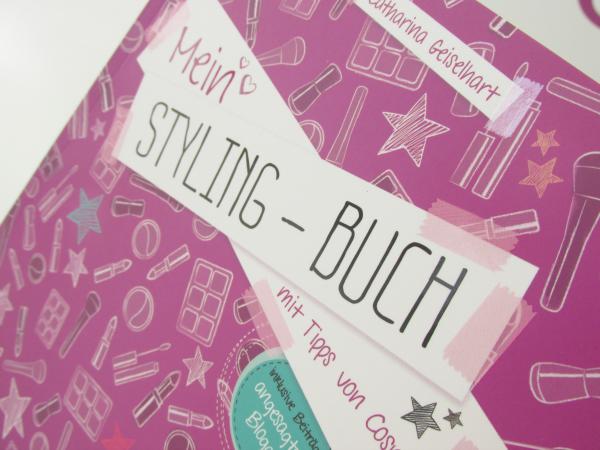 essence Bloggerevent München 2014 Neuheiten Styling Buch