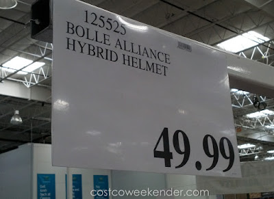 Deal for the Bolle Alliance Hybrid Helmet at Costco