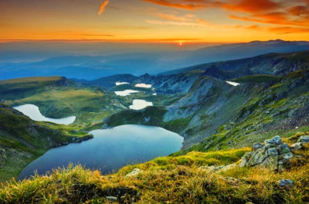 Los 7 lagos de Rila