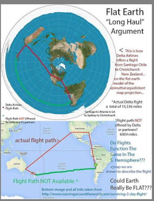 Rick potvins virtual circumnavigation of antarctica to decide if consistent with a globe not flat earth debay doesnt drill down on cookes journeys enough for me to confirm a 60000 mile perimeter gumiabroncs Gallery