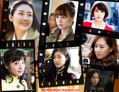asian on air program korean women