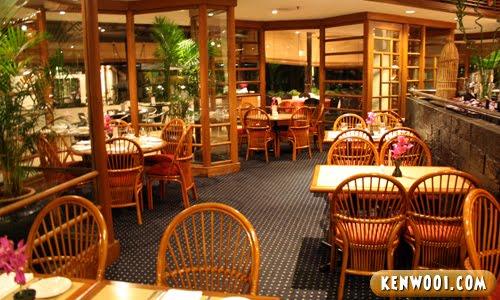 saujana restaurant