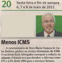 Koch Advogados obtém redução de alíquota de ICMS