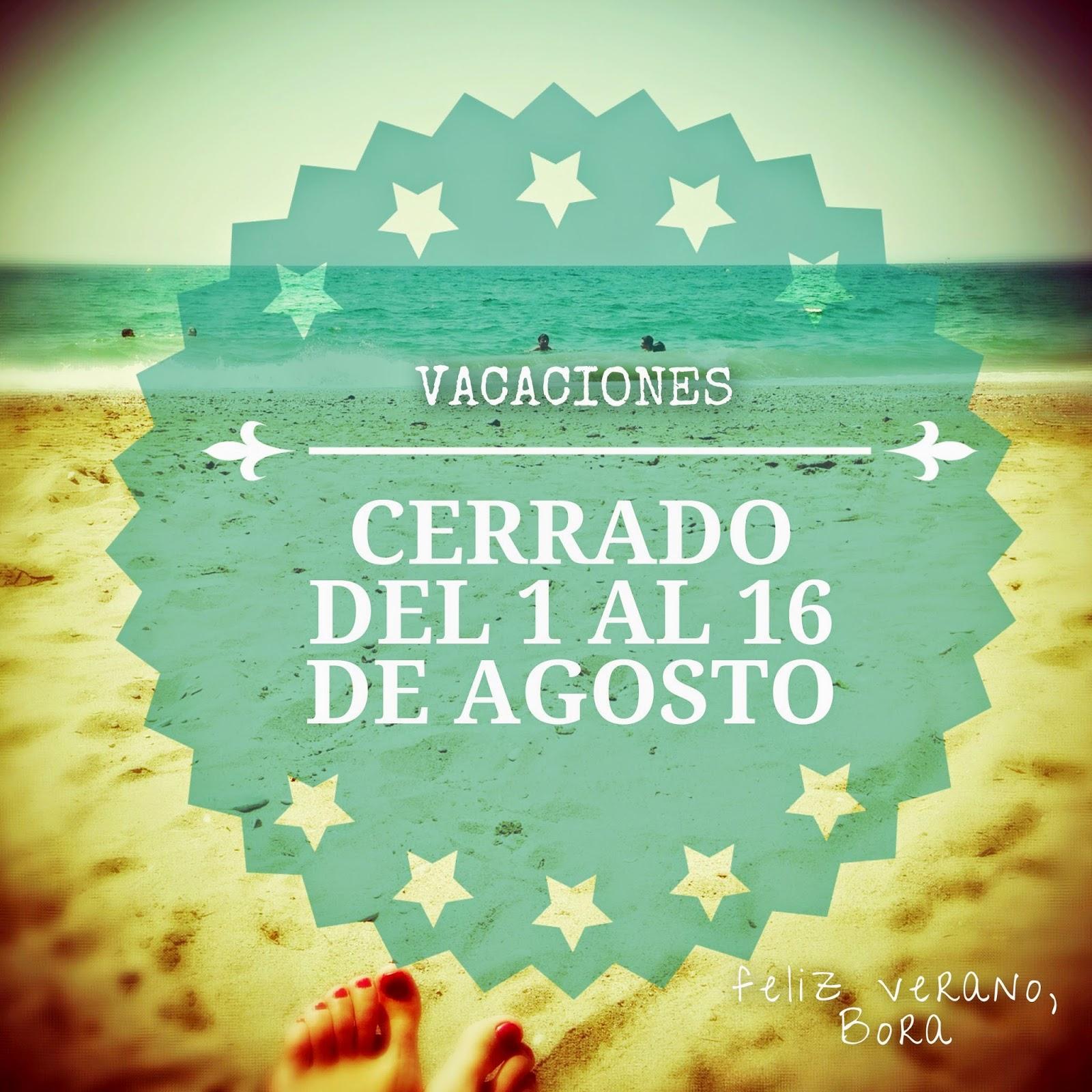 vacaciones verano